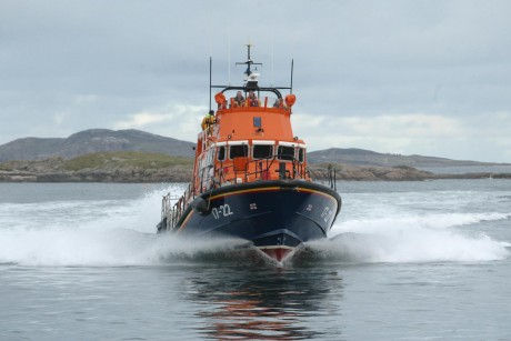 Arranmore Lifeboat.