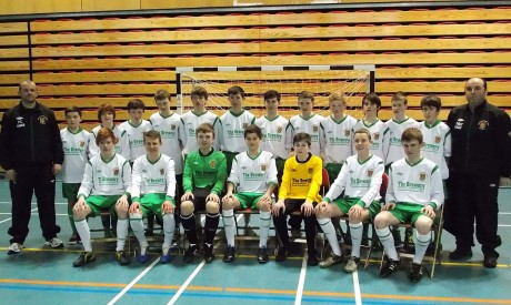 The Donegal Schoolboys 99 squad