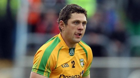 Ryan Bradley is set to start at midfield for Donegal against Dublin.