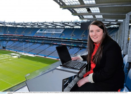 Cadbury GWA/GAA Young Reporter of the Year