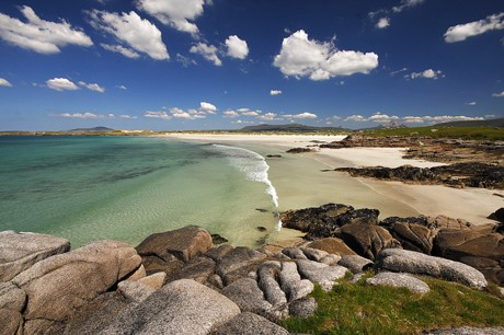 Carrickfinn Beach narrowly beat Portsalon in an online poll on the Donegal News social network sites.