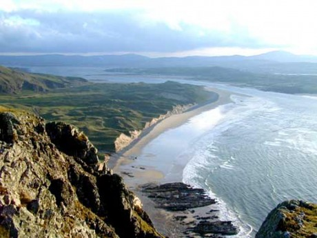 Festival visitors will get to explore the beautiful scenery of Malin Head.