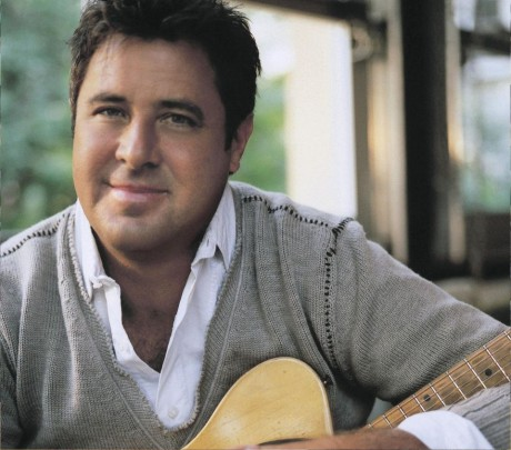 American Country legend Vince Gill.