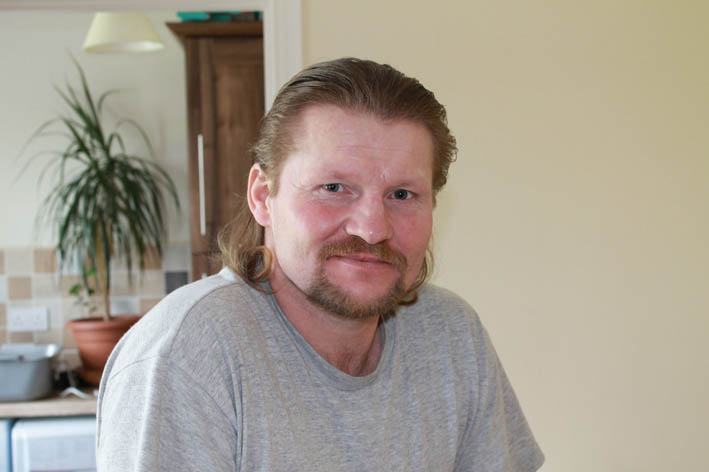 The late Bogdan Michalkiewicz who was murdered in his home in Letterkenny last May.