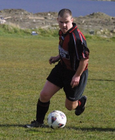 Darren McCready is one of the seven players.