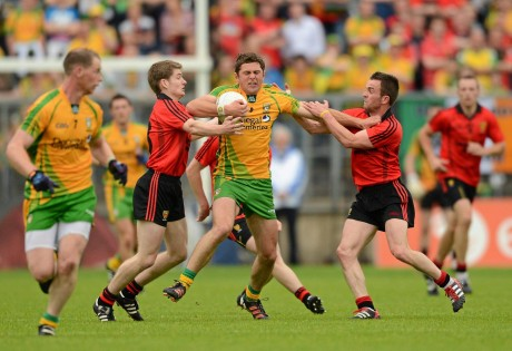 Donegal v Down - Ulster GAA Football Senior Championship Final