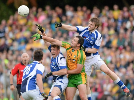 Donegal v Laois - GAA Football All-Ireland Senior Championship Round 4