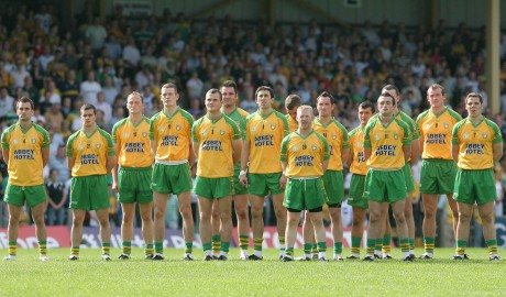 Donegal v Monaghan - GAA Football All-Ireland Senior Championship Qualifier - Rd 2