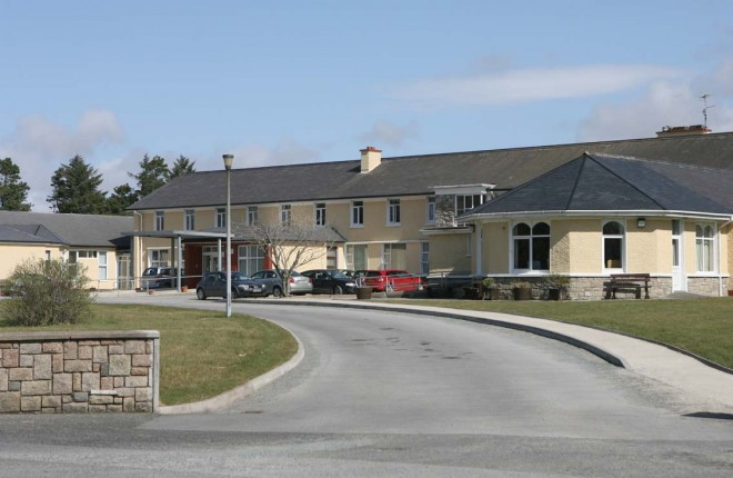 Dungloe Community Hospital.