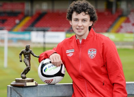 Airtricity / SWAI Player of the Month for April 2013