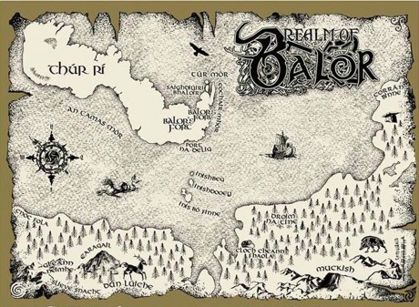 Realm of the Balor. The Evil Eye Festival take place in Cloughaneely from August 23 to 25.