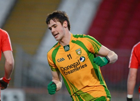 Donegal v Derry - Cadbury Ulster GAA Football Under 21 Championship Semi-Final