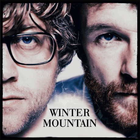 Joe Francis from Cornwall (left) and Martin Smyth from Malin: Winter Mountain.