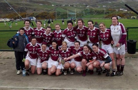 Termon ladies are on the silverware trail again.