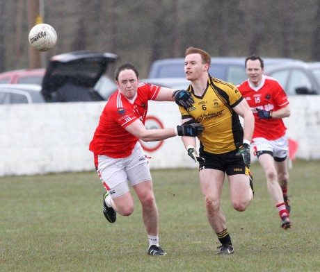 Eamon Doherty of St Eunan's