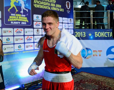 AIBA World Boxing Championships Almaty 2013 - Wednesday 23rd October