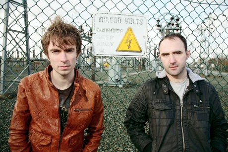 Constant Supply, James Gillen and Conal Sweeney, from Letterkenny.
