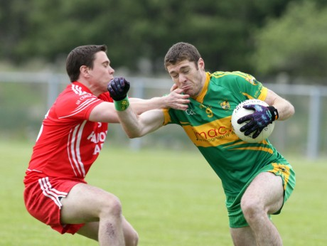 Kenneth Doherty of Ardara