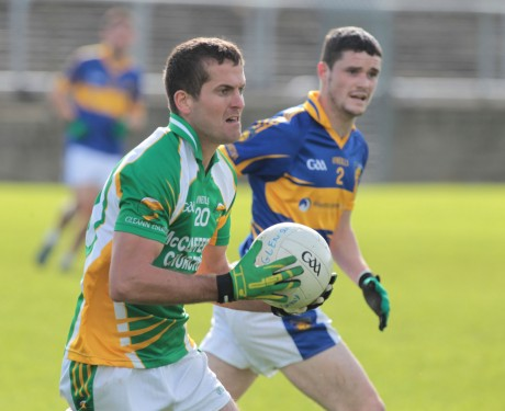 Colin Kelly has returned to the Glenswilly attack in recent times.