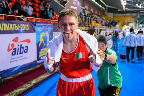 AIBA World Boxing Championships Almaty 2013 - Saturday 19th October