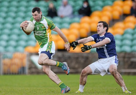 Ciaran Bonner will be a key man for Glenswilly on Sunday.