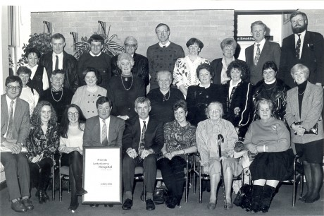 Friends of Letterkenny General Hospital's first meeting, 1992.