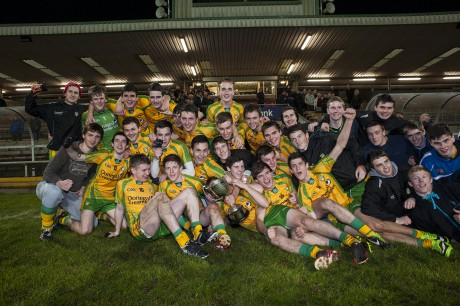 Delight for Donegal as they defeat Cavan for the Ulster Vocational Schools title