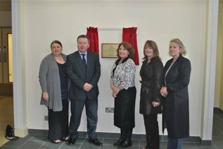 Opening Acute Mental Health Unit
