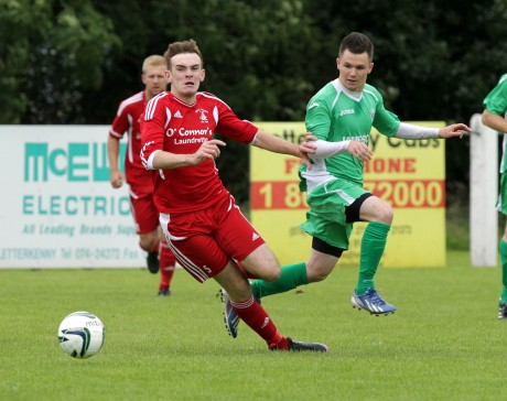 Dylan Hegarty, Swilly Rovers