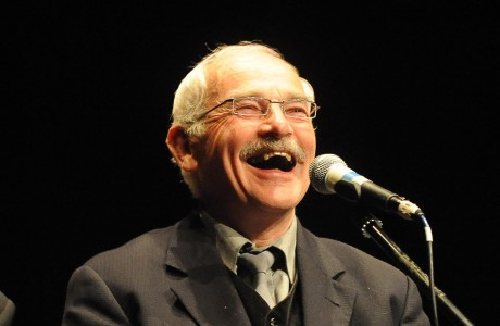 Fergus Cleary who will be MC for the big variety concert in killygordon. Photo by Gerard Mc Hugh