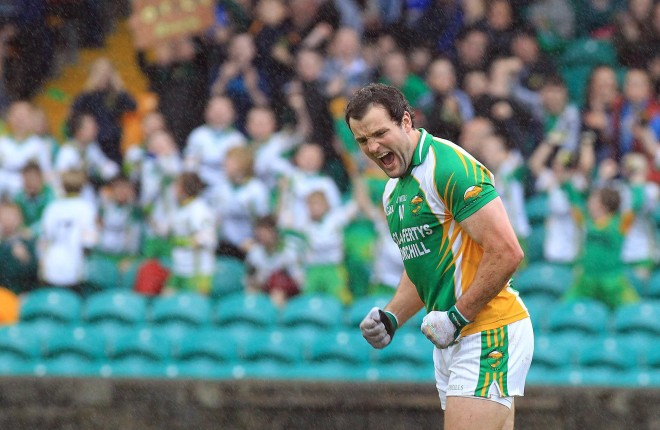 Michael Murphy will miss out for Glenswilly this week.