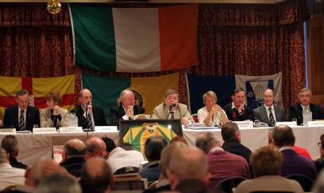 A general view of the 2012 Donegal GAA convention. Photo: Donna McBride