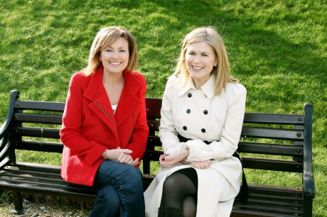 Mart Kennedy and Anne Cassin, RTÉ Nationwide.