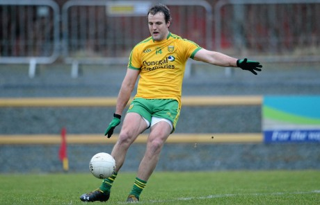 Supporters who go to watch Glenswilly want to see Michael Murphy in action
