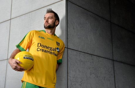Donegal star Karl Lacey.