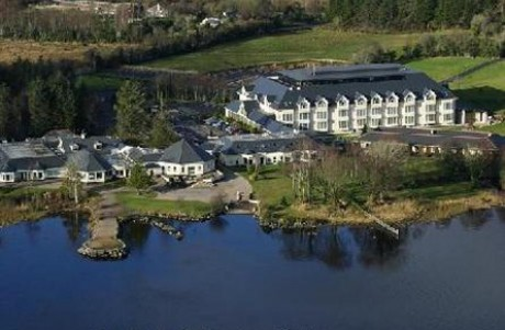 Harvey's Point Hotel, Donegal town.