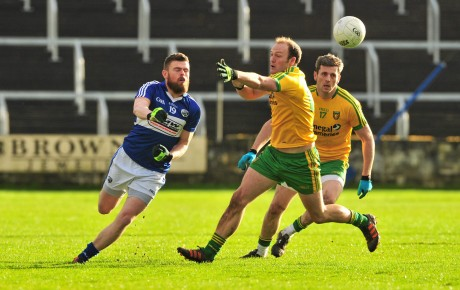 Christy Toye closes in as Colm McFadden challenges Paul Begley,