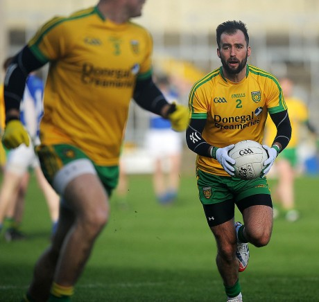 The return of players like Karl Lacey has been a huge boost for Donegal.