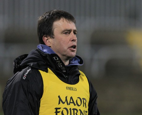 Donegal selector John Duffy