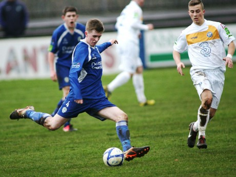 Chris Flanagan Harps U19