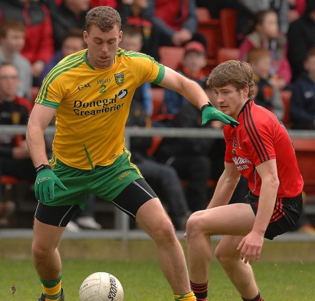 Should Eamonn McGee be given the number 6 jersey?