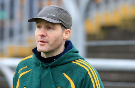 Meath Manager Michael O'Dowd.