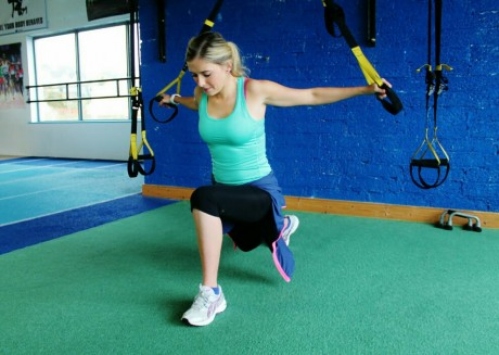 The Fighter TRX