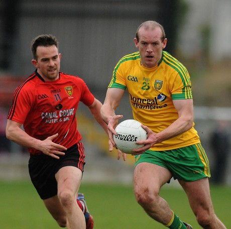 Neil Gallagher remains Donegal's biggest injury concern ahead of Sunday's game against Derry
