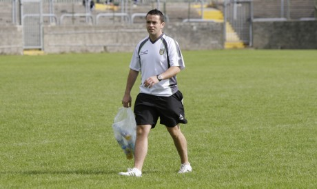 Maxi Curran, Donegal under-21 Manager.