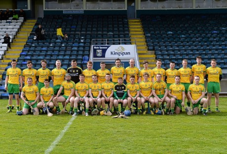 Donegal hurlers clinched promotion on Sunday thanks to a big win over Fingal