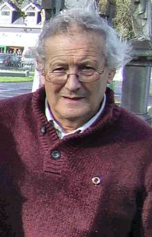 The late Brenawn O'Connell (69).