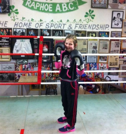 Raphoe ABC's Cody Lafferty