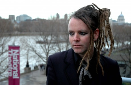 Duke Special who is headling the festival.