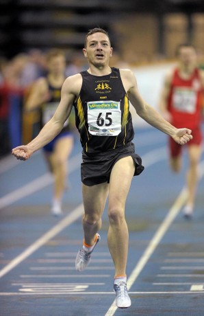 Woodie's DIY Senior Indoor Athletics Championships 2012 - Sunday 12th February